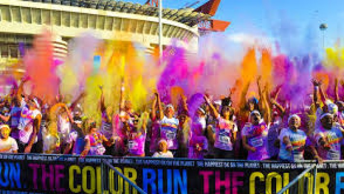 The Color Run ajunge la Timișoara