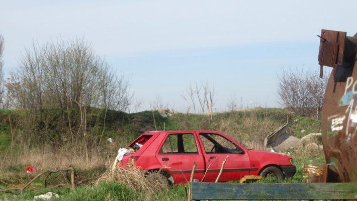 Campanie a Poliției Locale pentru identificarea maşinilor abandonate din Timișoara