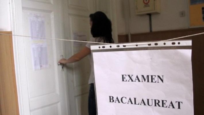Elevii au susţinut ultima probă din cadrul simulării examenului de bacalaureat
