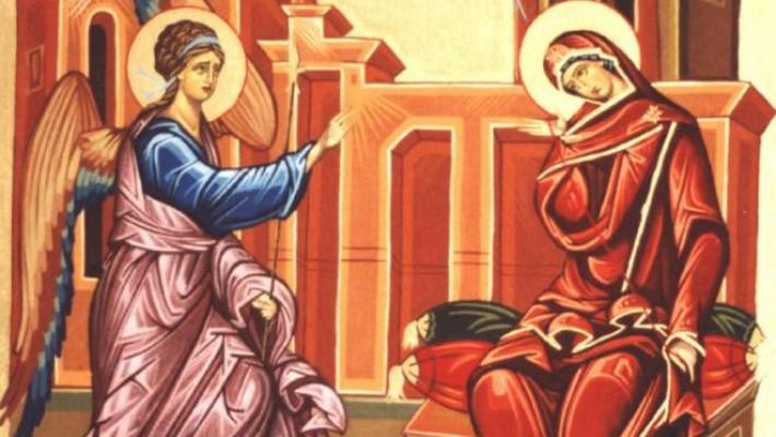 Ortodocșii sărbătoresc Buna Vestire, catolicii – Vinerea Sfântă