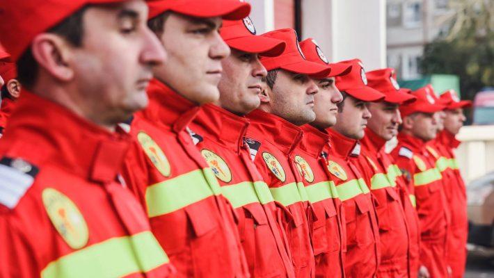 Inspectoratul General pentru Situaţii de Urgenţă face angajări