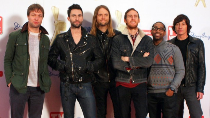 Trupa Maroon 5 va concerta în România