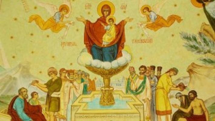 Creştinii ortodocşi şi greco-catolici sărbătoresc Izvorul Tămăduirii