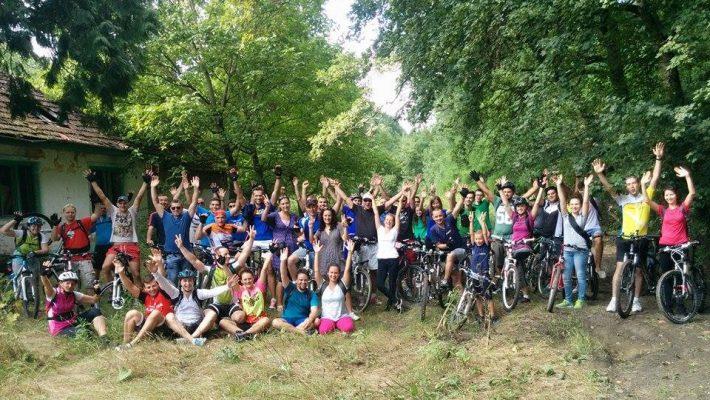 """""""Verde pentru Biciclete"""" organizează prima tură ciclistă bănăţeană"""