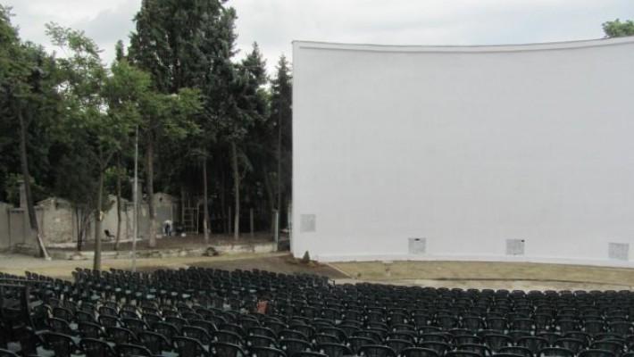 Zilele Filmului de Umor, cinema în aer liber
