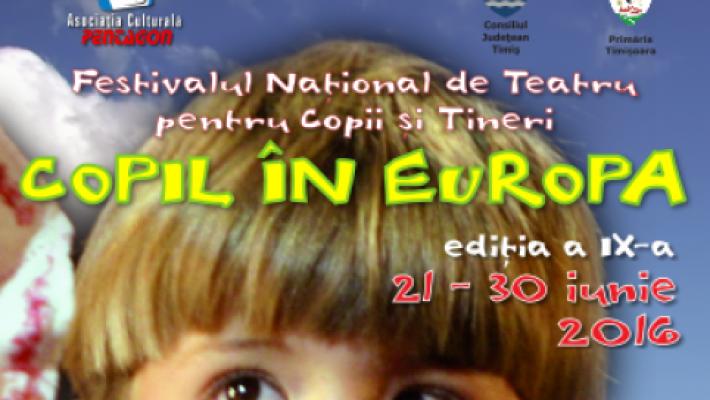 Festivalul Național de Teatru pentru Copii și Tineri