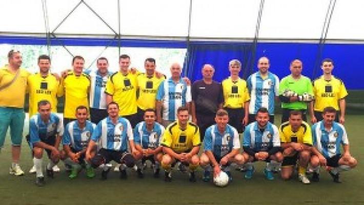 Polițiștii timișeni s-au calificat în optimile de finală ale Campionatului de Minifotbal al M.A.I