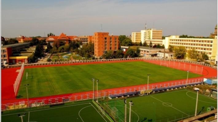 Personalități marcante ale fotbalului sărbătorite la UPT