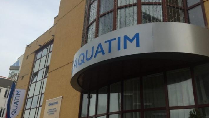 Casieriile și birourile de relații cu publicul ale Aquatim vor fi închise în data de 1 mai