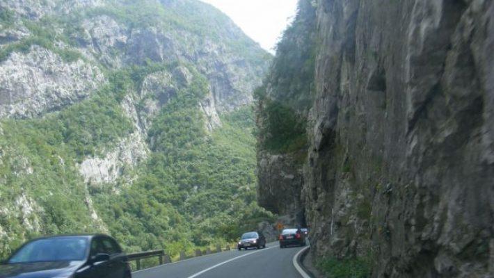 Restricţii de circulaţie în Muntenegru