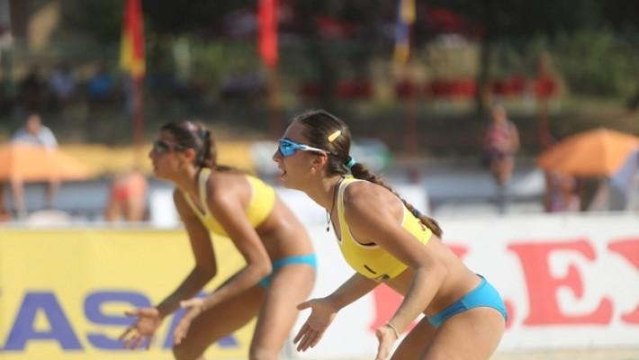 Începe CEV SATELLITE, competiția europeană de Beach Voleyball