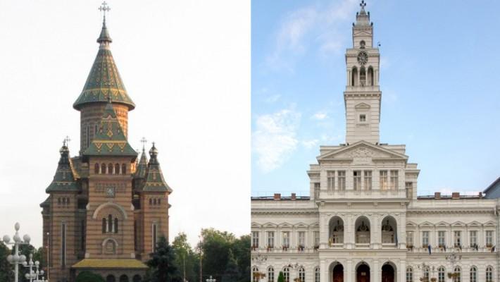 Metropolă pe axa Arad – Timișoara