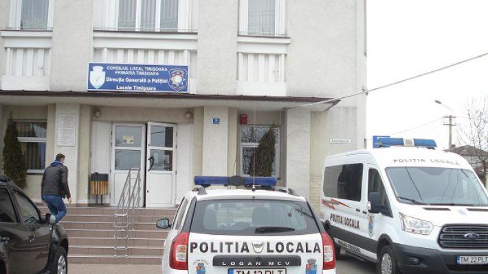 Poliția Locală Timișoara face angajări