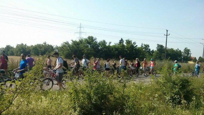 Ultima tură ciclistă bănățeană din 2016