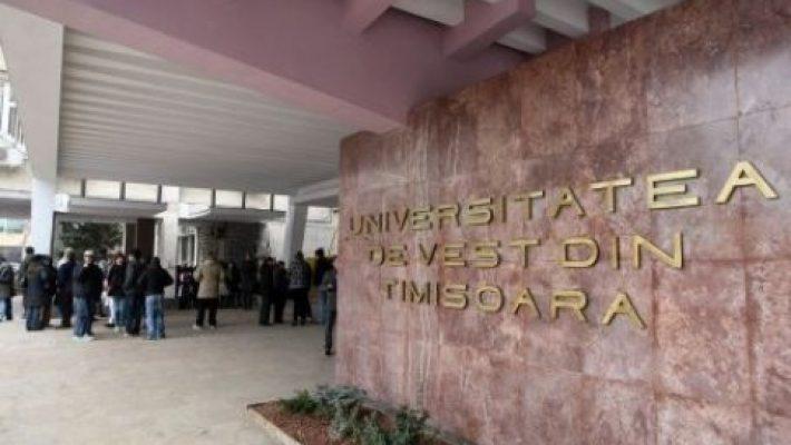 Universitatea de Vest își așteptă noii studenți cu o săptămână de inițiere