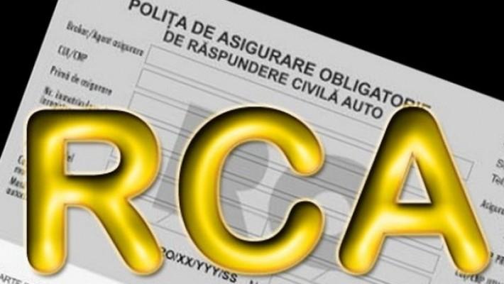 Tarifele maxime RCA au fost publicate