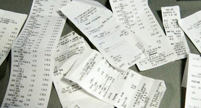 Loteria fiscală pentru bonurile din februarie va fi organizată duminică