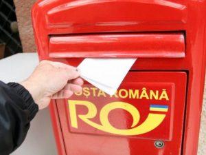 Unitățile poștale vor fi închise marți