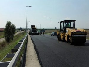 Lucrări pe autostrada A1