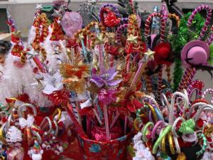 Comercializarea produselor de Sfântul Nicolae