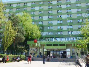 Angajări la Spitalul Județean din Timișoara