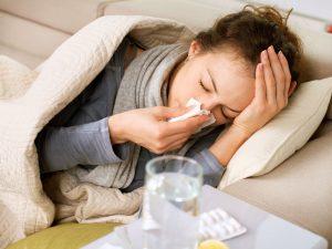 Peste o mie de viroze înregistrate în Timiș, în prima săptămână a anului