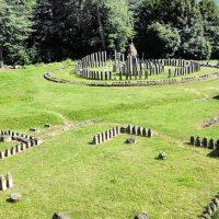 Turișitii pot vizita cetatea dacică Sarmizegetusa Regia