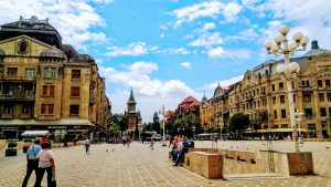 Timișoara de la A la Vest