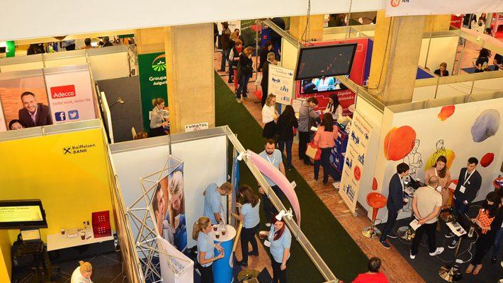 Vineri și sâmbătă are loc târgul Angajatori de Top Timişoara