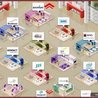 O nouă ediție a târgului de locuri de muncă Angajatori de Top Virtual