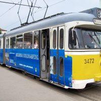 Modificarea traseelor liniilor de tramvai 1, 8 și 9