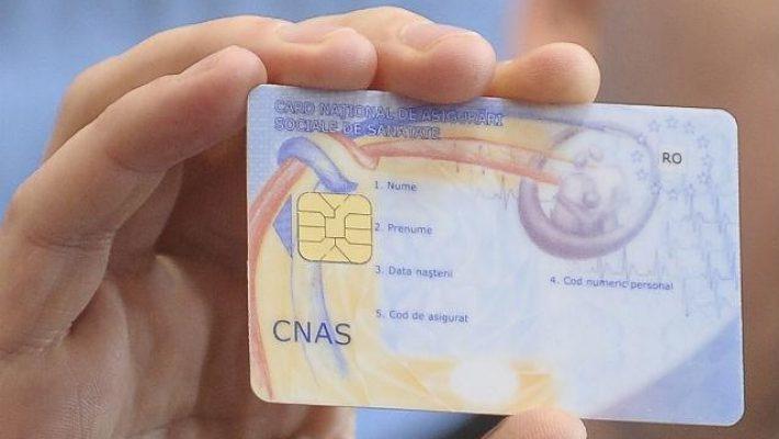 Valabilitatea cardurilor de sănătate va fi prelungită