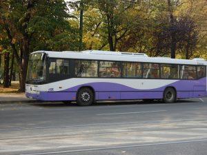 Mijloacele de transport de pe liniile 11, M11, 14, M14 şi 18 vor circula deviat din 28 mai
