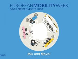 Duminică a început Săptămâna Mobilității Europene