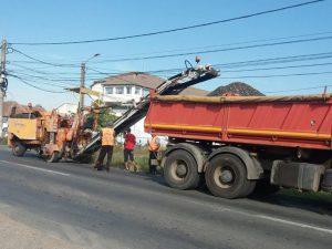 Lucrări și restricții pe șoselele din vestul țării