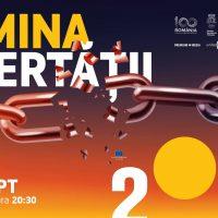"Festivalul Luminii aduce ""Lumina Libertății"""