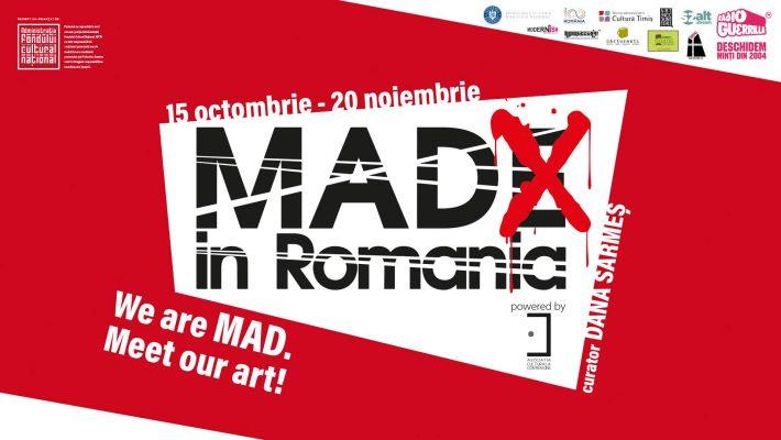 Timișoara e Mad(e) In Romania!