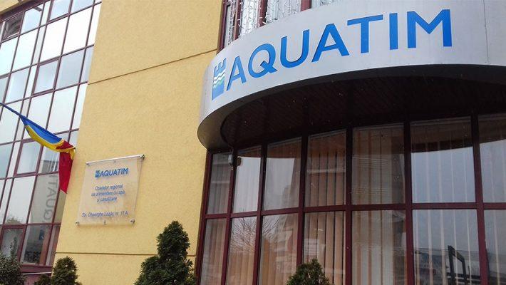 Modificări în programul casieriilor Aquatim