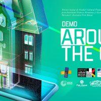"""""""ARound the city"""" – cum se vede patrimoniul cultural al Timișoarei printr-o aplicație de realitate augmentată"""
