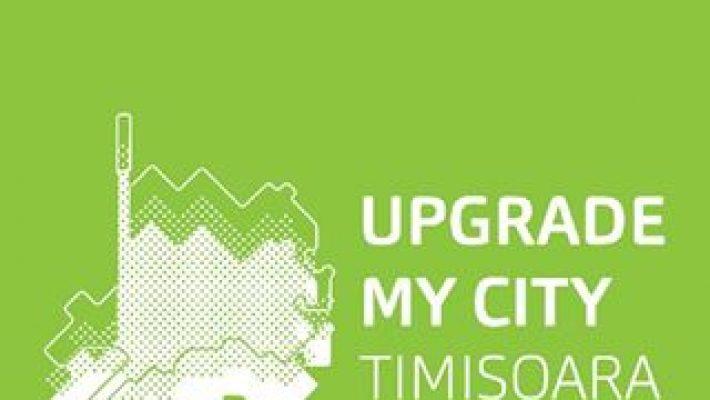 Conferința Upgrade My City, ediția III-a