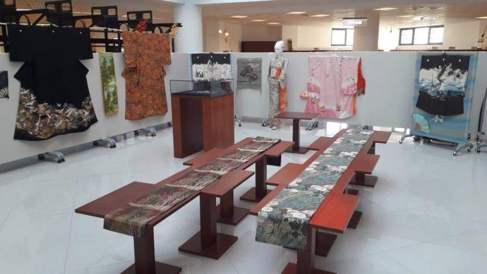 Expoziție de chimonouri la UPT