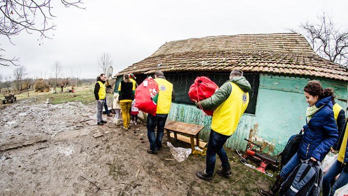 Caravana Lions Timişoara Bastion va oferi cadouri copiilor fără posibilități materiale
