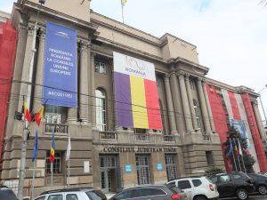 Consiliul Județean Timiș va găzdui 10 evenimente cu ocazia exercitării Președinției României la Consiliul Uniunii Europene