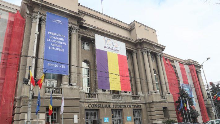 Consiliul Județean Timiș informează publicul că se mențin măsurile de suspendare a audiențelor