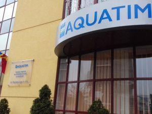 Casierii închise la Aquatim
