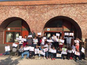 Școala Gimnazială nr. 16 din Timișoara este implicată în două proiecte Erasmus+