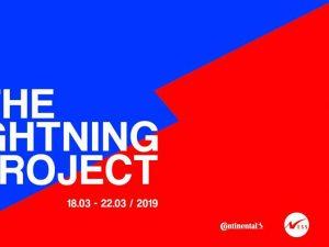 De astăzi BEGA! prezintă The Lightning Project