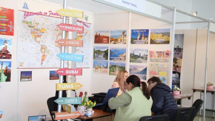 """Târgul de Turism """"Vacanța"""" vă așteaptă în acest weekend cu planuri de vacanță"""