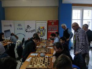 Lucian Miron, campion național la șah pe 2019