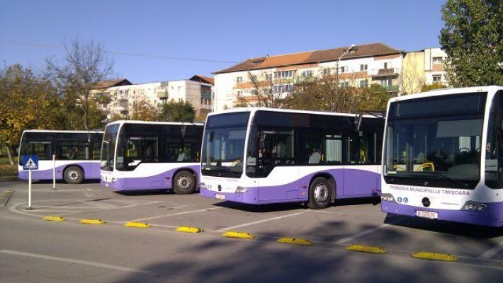 Sistarea restricțiilor asupra programului mijloacelor de transport public ale S.T.P.T.